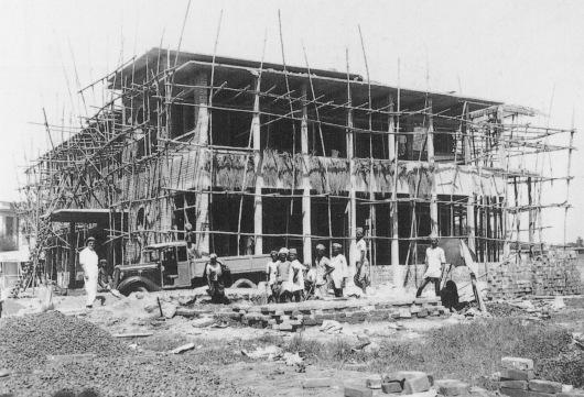 Basil Villa foto bouw