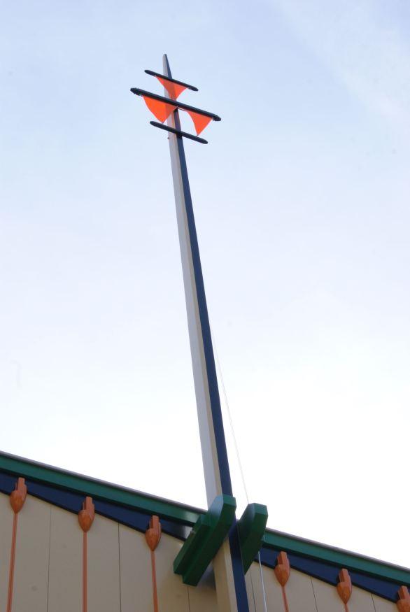 Tribune Sportpark Hilversum Dudok