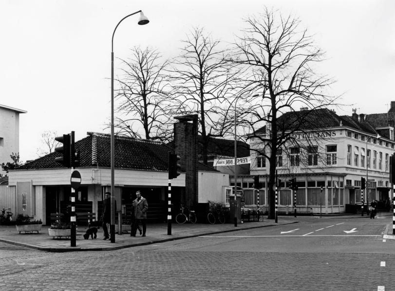 VVV-gebouw Hilversum, foto Dienst Publieke Werken Hilversum