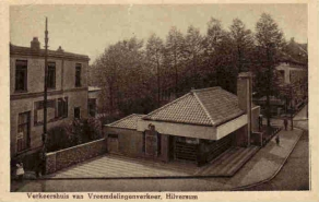 VVV-gebouw Hilversum. Foto hilversum-in-kaarten.clubs.nl