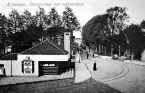 VVV-gebouw Hilversum. Foto nicospilt.com