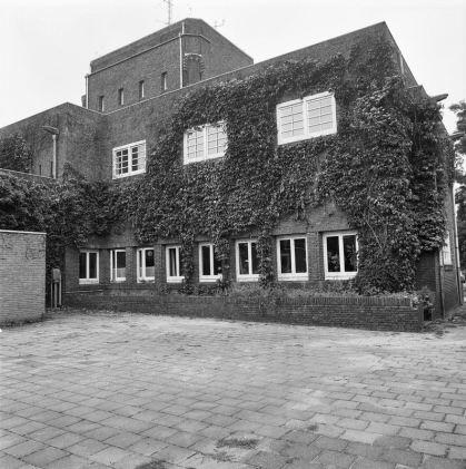 Rembrandtschool, 1987. Collectie Rijksdienst voor het Cultureel Erfgoed, Amersfoort, objectnummer 302.483, A. J. van der Wal fotograaf