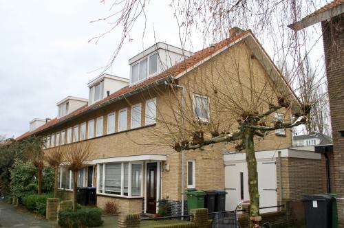 Woningen Bors van Waverenstraat