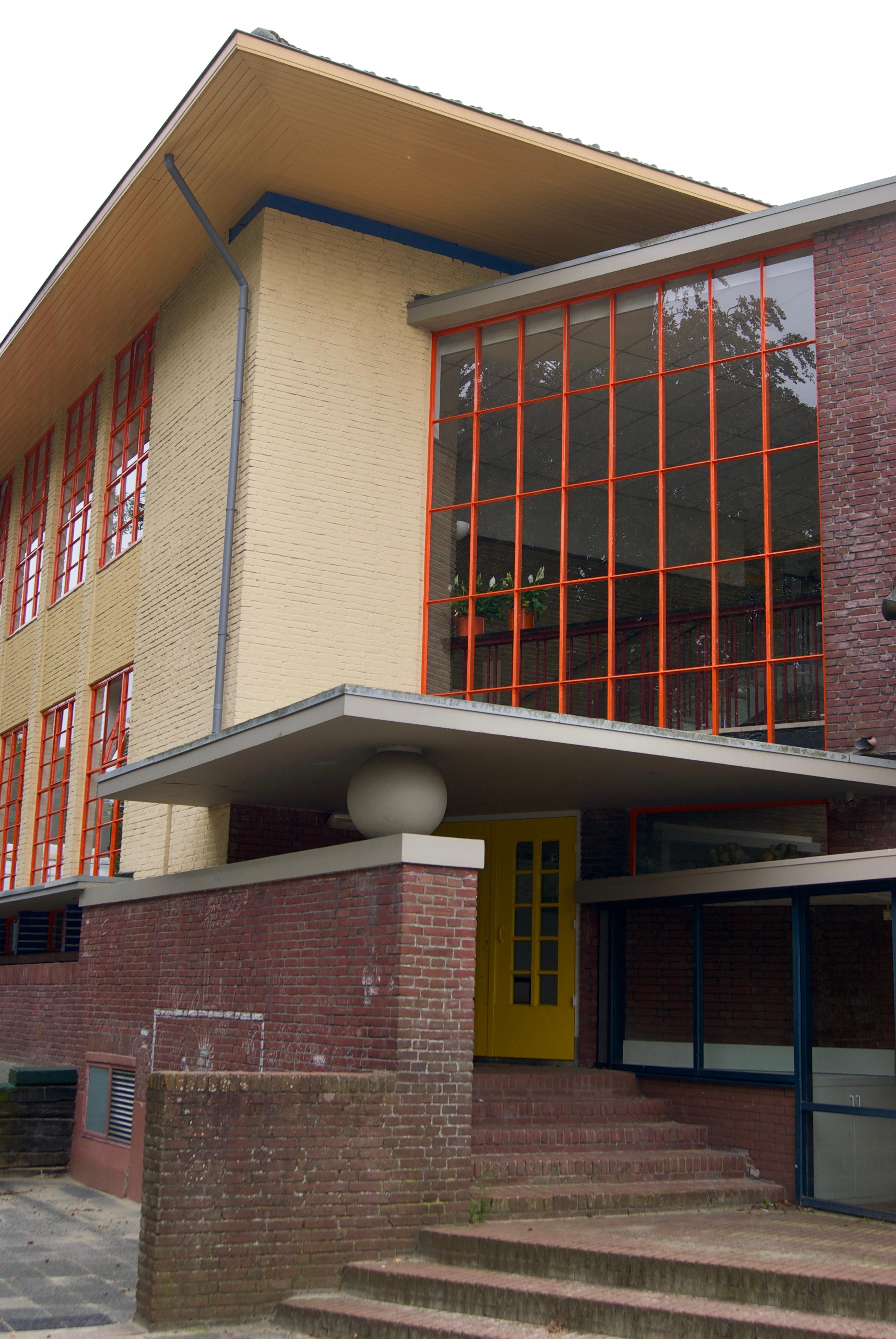 Multatulischool Hilversum Dudok