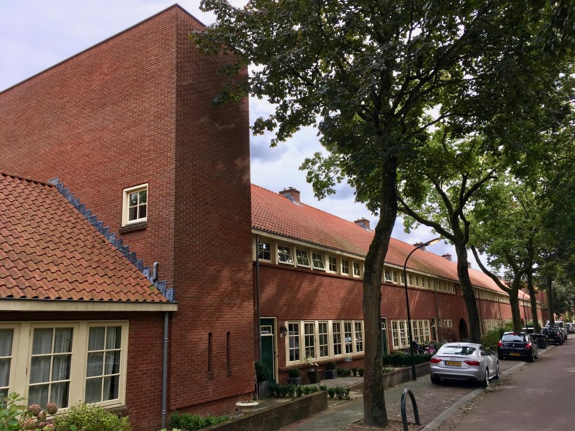 13e woningbouwcomplex Hilversum