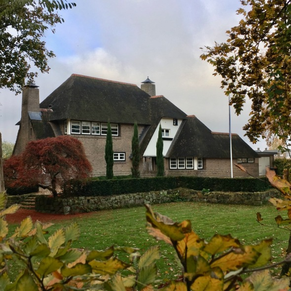 Landhuis De Schoppe, Dudok
