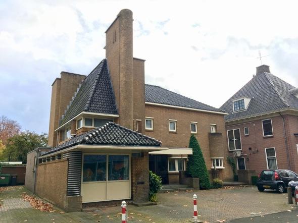 Villa Dr. P. C. Borst Hengelo