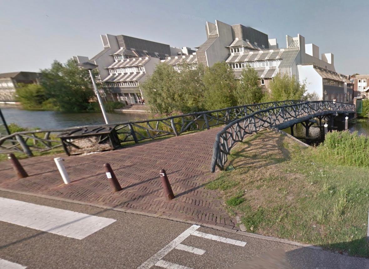 Paterbrug Leiden