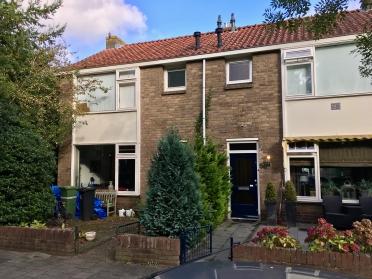 Graaf Wichmanstraat, Hilversum. Onderdeel van 25e woningbouwcomplex. Foto Peter Veenendaal.