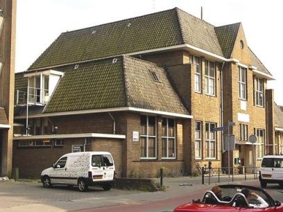 Rehobothschool, Rietbergen 1881, Dudok 1931, Neuweg 21, Hilversum. Foto: Jan Barnier.