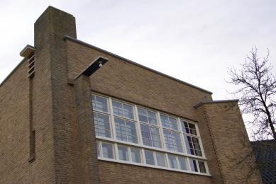Julianaschool, MULO, Eikbosserweg Hilversum. Foto Peter Veenendaal