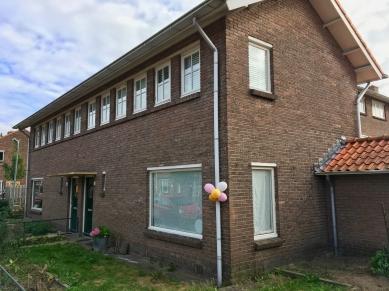 21e woningbouwcomplex, Sperwerstraat en Buizerdstraat, Hilversum. Foto: Peter Veenendaal.
