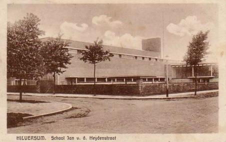 Jan van der Heijdenschool