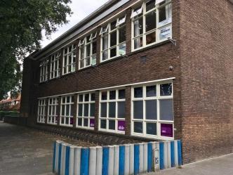 Johannes Calvijnschool, 1929, by Dudok. Foto Peter Veenendaal