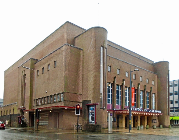 Philharmonic Hall, Liverpool