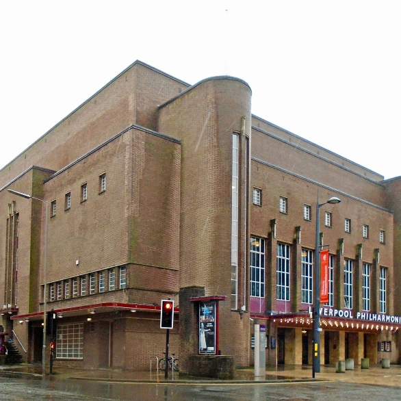 Philharmonic Hall, Liverpool