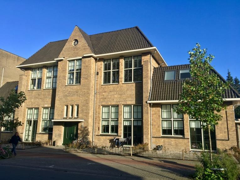 Rehobothschool, Hilversm. Photo: Peter Veenendaal