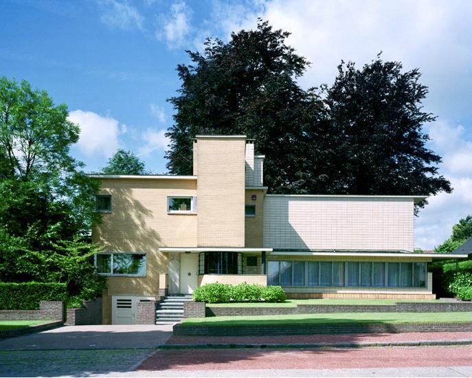 Villa Brunfaut, Meise
