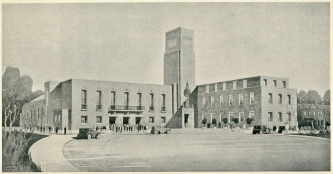 Town Hall Hornsey
