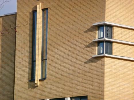 Kantoorvilla Enschede (2010)/ Foto De Witte – Van der Heijden Architecten, Enschede. Alle rechten voorbehouden.