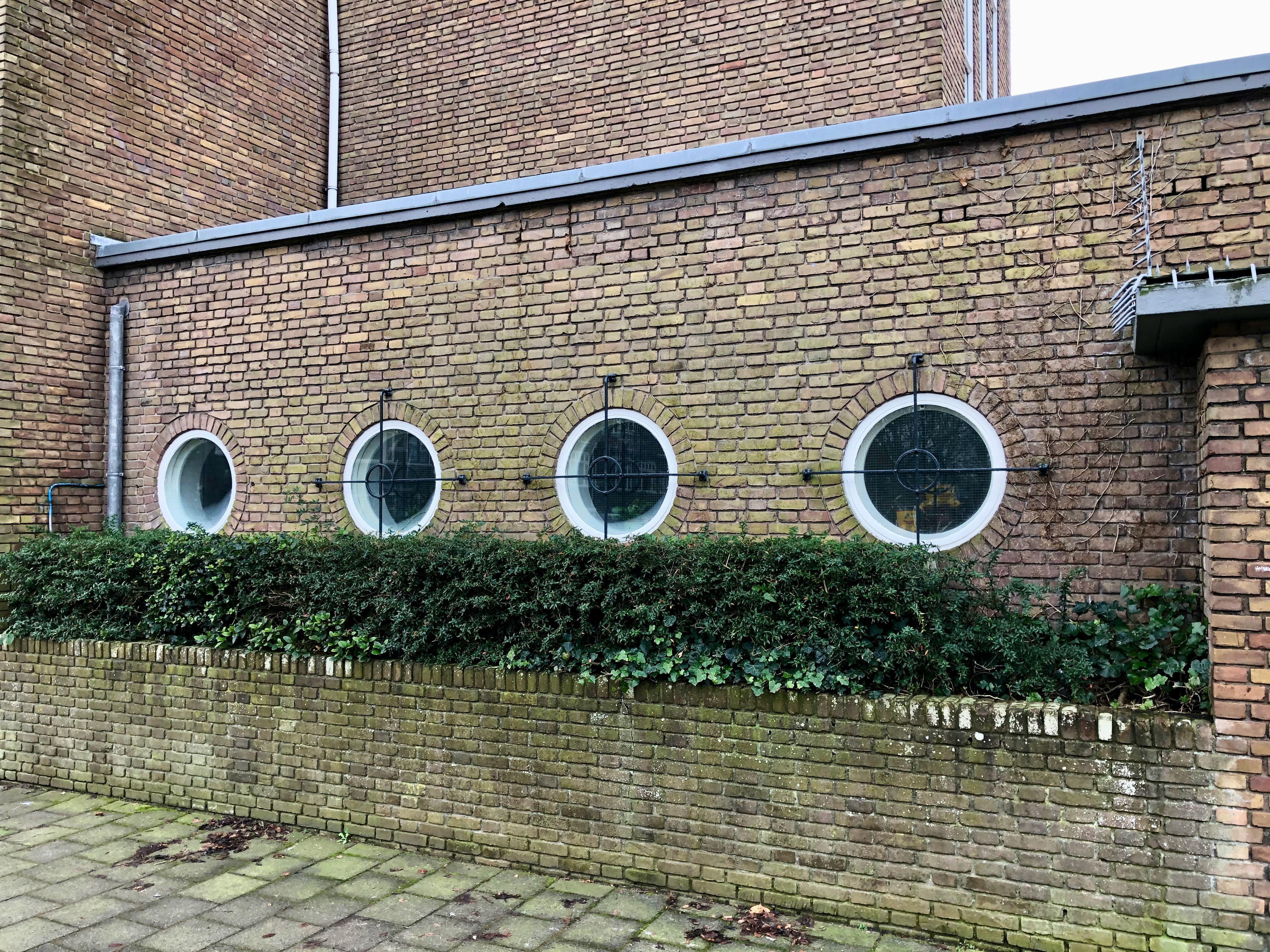 Linaeusschool, Haarlem, P. F. de Bordes