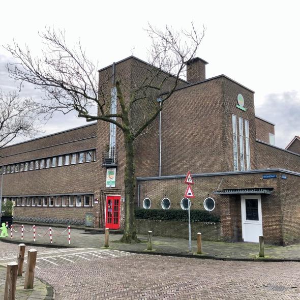 Linnaeusschool, Haarlem, Wilgenhoek, Foto Peter Veenendaal