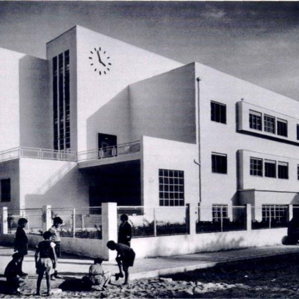 Balfour School, Tel Aviv, Ben-Sira