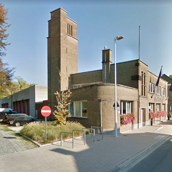 brandweerkazerne Oudenaarde