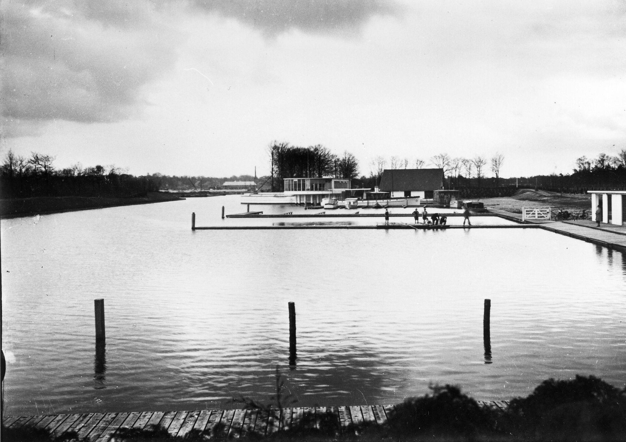 sporthaven Hilversum 1938